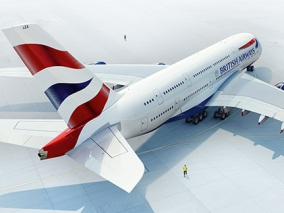 Forrás: British Airways Facebook oldala