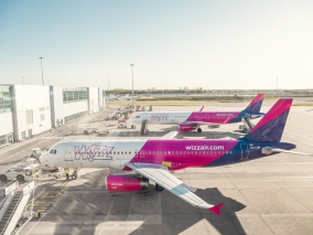 Fotó: Wizz Air Facebook