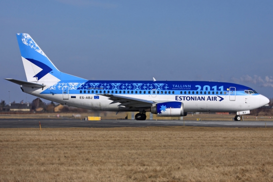 Estonian Air (Forrás: Wikimedia Commons)