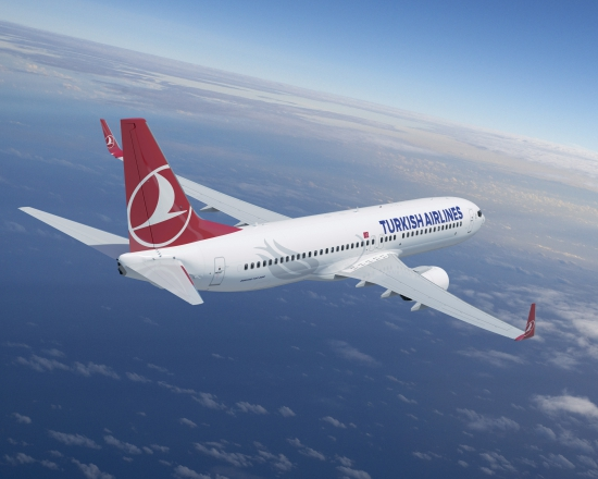 Forrás: turkishairlines.com