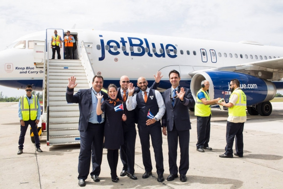 Forrás: Facebook / JetBlue Airways