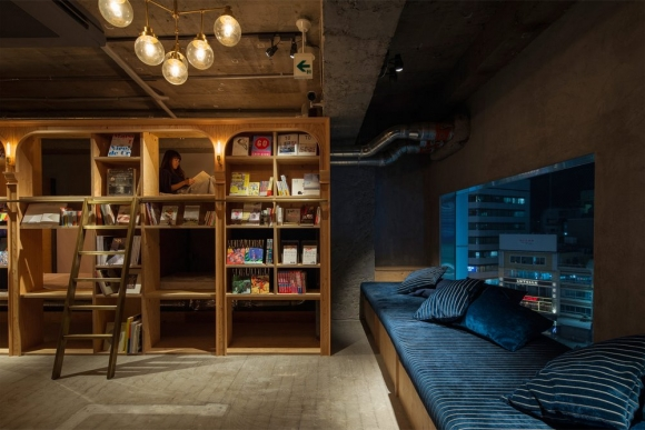 Book and Bed Tokyo/File