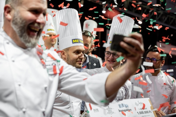 fotó: Bocuse d'Or Hungary
