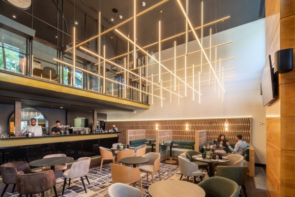 Axis Café and Lounge