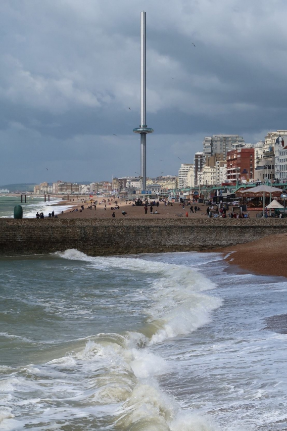 Forrás: Facebook / British Airways i360