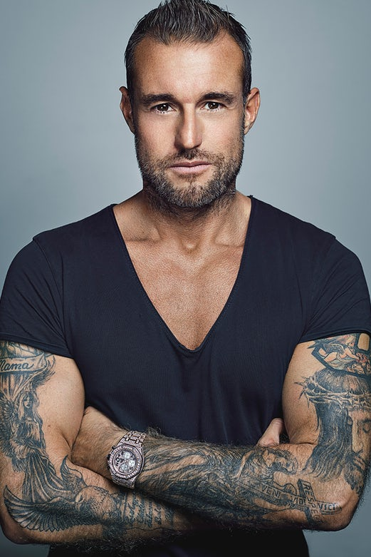 Philipp Plein divattervező (Forrás: The Business of Fashion)